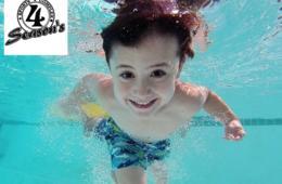 Swim Lessons at Four Seasons Sports Complex