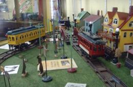 National Toy Train Museum Family Admission