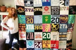 T-Shirt Quilts by Project Repat