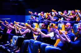 7D Experience - Interactive Laser-Shooting Experience Packages