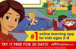 Fall in Love with Learning: Get ABCmouse Free for 30 Days!