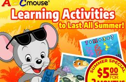 Summer Special: 2 Months of Unlimited Access to ABCmouse for Just $5
