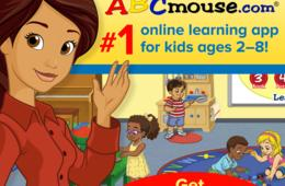 New Year Special: Get 1 Month of ABCmouse for $1!