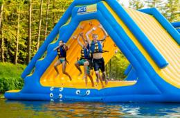 $72+ Per Person for 2-Night Kid-Friendly White Water Rafting, Camping & Wonderland Waterpark Pass - ACE Adventure Resort in WV (30% Off!)