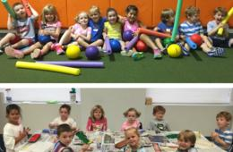 $210 for 10-Week Preschool Kids Club at Athletic Learning Center - Ages 4-6 in Lutherville (40% Off)