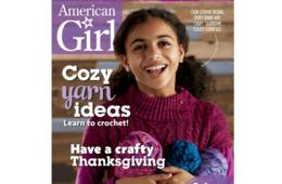 $16.99 for 1-Year American Girl® Magazine Subscription (52% Off)