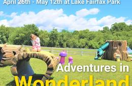 Adventures in Wonderland at Lake Fairfax Park