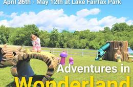 Adventures in Wonderland at Lake Fairfax Park