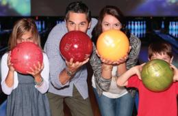 Bowling and Shoe Rental at AMF Bowling Co.