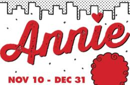 $50 for Annie at The Olney Theatre - Limited Tickets Available! (Up to 41% Off)