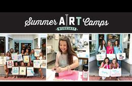 AR Workshop Bristow DIY Summer Art Session