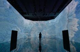 ARTECHOUSE's Infinite Space Exhibit