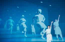 ARTECHOUSE's Lucid Motion Exhibit