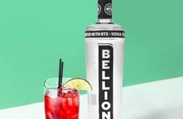 Skip the Hangover With Bellion Vodka!