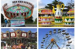 Carnival at Westfield Wheaton Mall - Unlimited Rides!