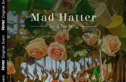 Mad Hatter's Gin & Tea Party - Washington DC