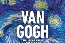 Van Gogh: The Immersive Experience at The Rhode Island Center
