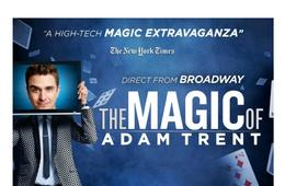 THE MAGIC OF ADAM TRENT at the National Theatre