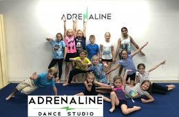 Adrenaline Studio Dance, Cheer, Hip Hop or Tumbling Camp