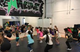 $45 for One-Day School's Out Dance Camp for Ages 5-14 or $120 for One Week Half-Day Princess Camp for Ages 3-5 at Adrenaline Studio - Vienna (Up to $40 Off)