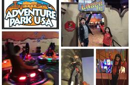 Adventure Park USA INDOOR ONLY Fun Pass Package
