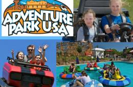 $20 for Adventure Park USA ALL-DAY