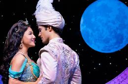 Disney's Aladdin at The Hippodrome
