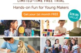 FREE Activity Box from Koala, Kiwi, Doodle and Tinker Crates for Ages 3-16+ - NO Purchase Necessary! ($19.95 Value)