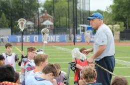All-Met Lacrosse Youth Camp at Bishop O'Connell High School
