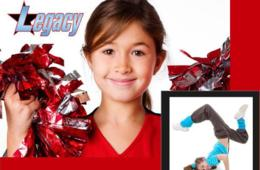 $99 for Cheerleading Camp at All Star Legacy for Ages 5-14 - Ashburn or Manassas (32% Off!)