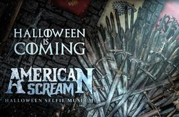 American Scream Halloween Selfie Museum at Tysons Corner Center