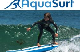 One Full-Day Pass to Aqua Surf Camp