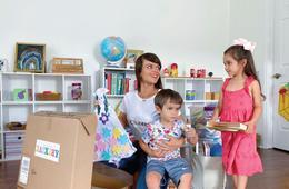 Celebrate Your Kids' Art with an Artkive Box Starter Kit