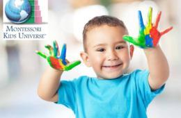 3-Week Montessori Kids Universe Camp