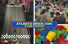 One Admission Ticket to Atlanta Brick Con at Cobb Galleria Centre