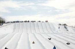 One WEEKDAY Day Pass for UNLIMITED Snow Tubing, Ice Skating & Hot Chocolate at Heritage Hills Golf Resort's AvalancheXpress