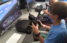 $120 for 3 Days of Winter Aviation Camp in Leesburg – Ages 5.5-12 ($199 Value - 40% Off)