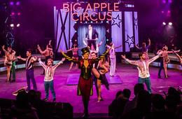 Big Apple Circus at National Harbor