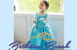 Bethany Beach Ocean Suites FROZEN Themed Getaway