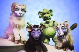 $9 for Ticket to The Three Billy Goats Gruff at The Puppet Co for Ages 3 1/2 and Up in Glen Echo ($12 Value - 25% Off)