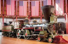 B&O Railroad Museum Family Membership