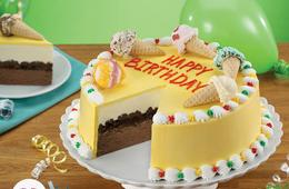$3 Off Your Next Baskin-Robbins® Ice Cream Cake or Cookie Cake!