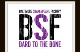Baltimore Shakespeare Factory Theatre Camp