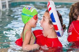 British Swim School of Virginia Group Swim Lessons