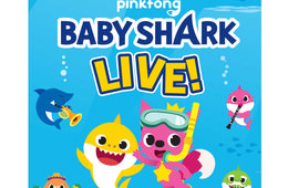 Enter to Win a Family 5-Pack of Tickets to Baby Shark Live!