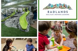 HOT SALE! Badlands Toddler Time or 3-Month Unlimited Pass