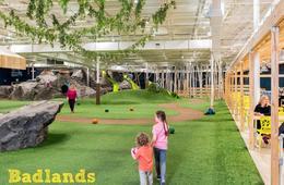 Badlands Toddler Time Admission: Tuesday - Thursday