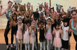 Ballet Academy Dance Camp