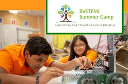 One Week of BeSTEM! Summer Camp