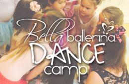 $165 for Bella Ballerina Camp for Ages 3-9 in Brambleton, Leesburg or Herndon! ($225 Value)